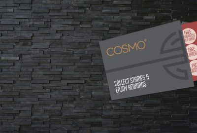 COSMO Loyalty Card